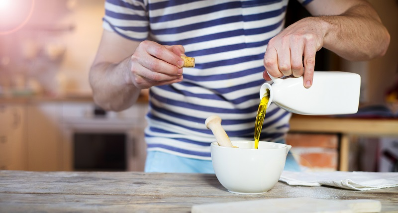 olej makadamia właściwości